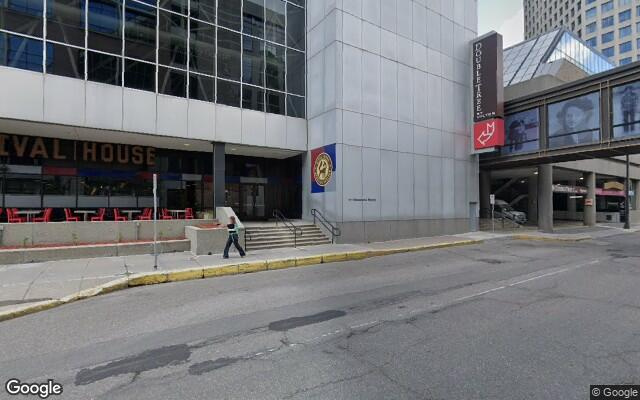parking on North Minnesota Street in Saint Paul