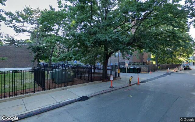 parking on Northampton St in Boston