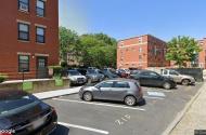 parking on Northampton Street in Boston