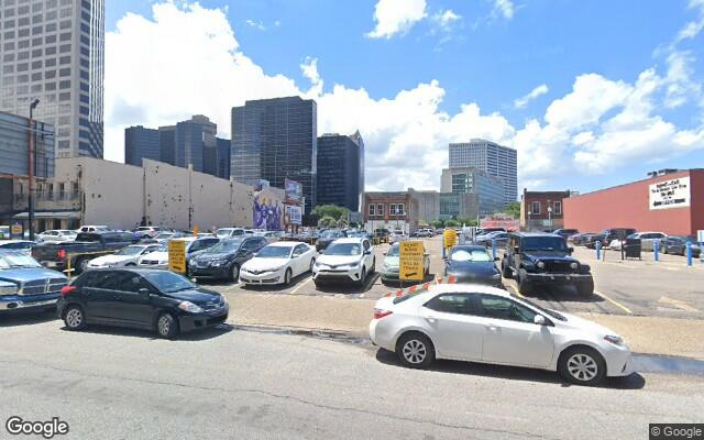 parking on O'keefe Avenue in New Orleans