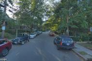 parking on Ordway Street Northwest in Washington