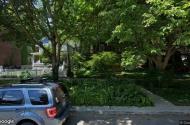 parking on Orrington Avenue in Evanston