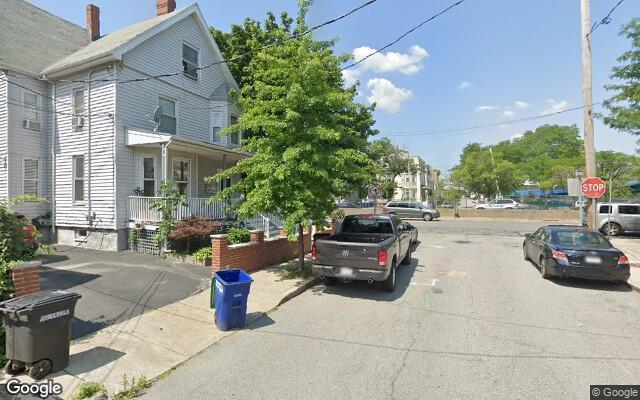 parking on Otis Street in Somerville