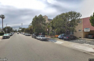 parking on Pacific Avenue in Los Angeles