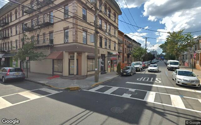 parking on Palisade Ave in West New York