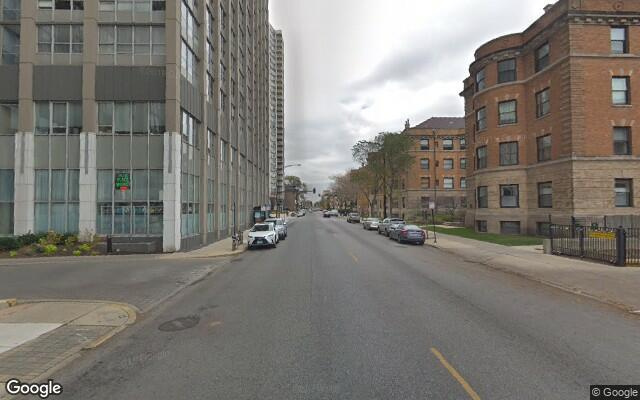 parking on Park Place Towers in W Irving Park Rd