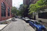 parking on Perry St in New York