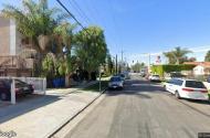 parking on Pickford Street in Los Angeles