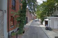 parking on Pine Street in Philadelphia