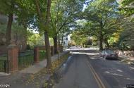 parking on Pleasant Street in Brookline