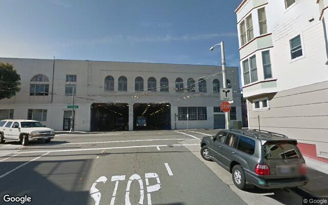 parking on Presidio Ave in San Francisco