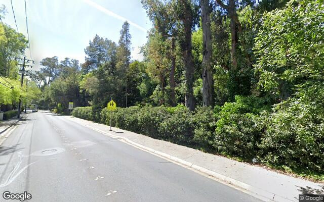 parking on Ralston Avenue in Burlingame