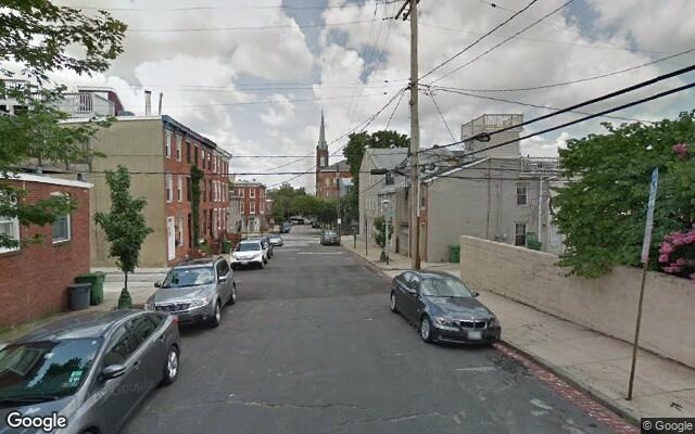 parking on Riverside Ave in Baltimore