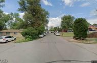 parking on Robb Street in Denver