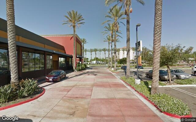 parking on S Harbor Blvd in Anaheim