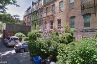 parking on Saint Botolph Street in Boston