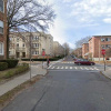 Outside parking on Saint Paul Street in Brookline