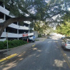 Garage parking on San Antonio Street Office Building in San Antonio St