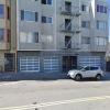 Garage parking on San Bruno Avenue in San Francisco