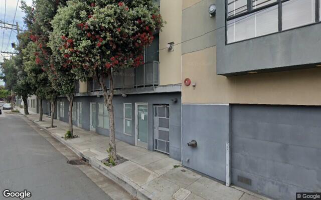 parking on Clara St #1 in San Francisco