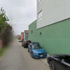 Garage parking on San Pablo Avenue in Oakland