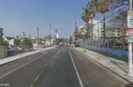 parking on Selma Avenue in Los Angeles