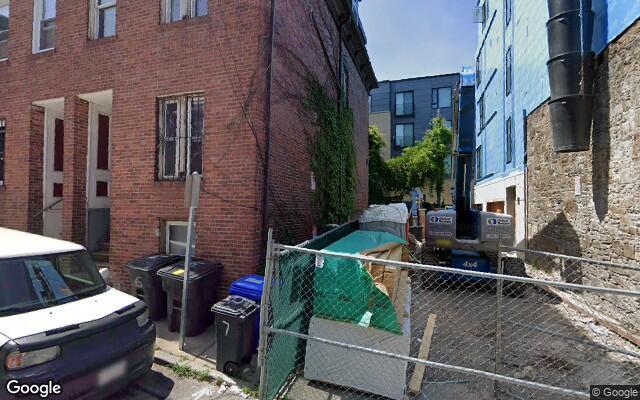 parking on Sewall Street in Roxbury