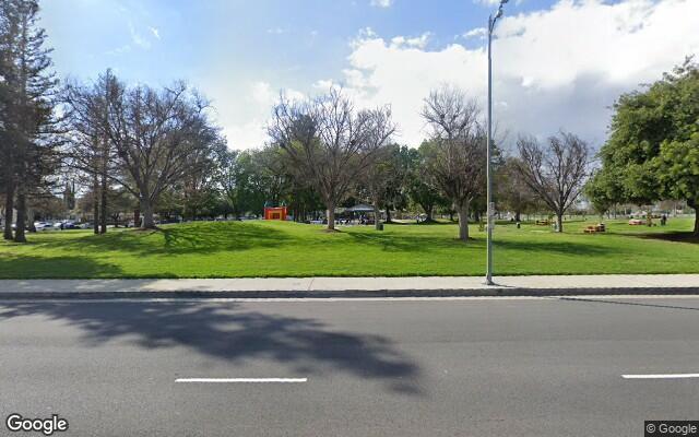 parking on Sherman Oaks in California