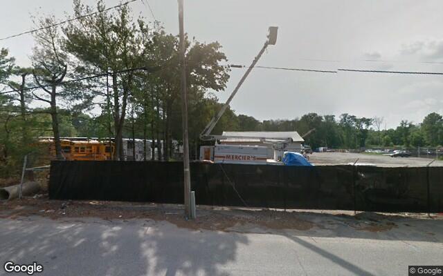 parking on Shipley Ave in Harmans