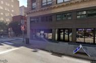 parking on Smithfield Street in Pittsburgh