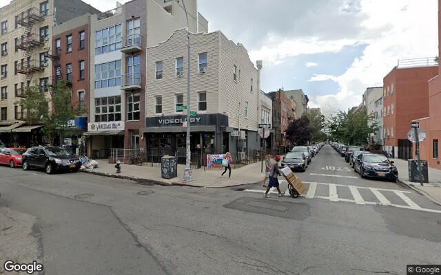 parking on South 1st Street in Brooklyn