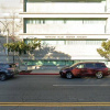 Garage parking on South Doheny Drive in Beverly Hills
