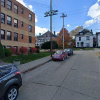 Outside parking on South Negley Avenue in Pittsburgh