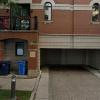 Garage parking on South Prairie Avenue in Chicago