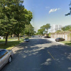 Outside parking on South Taylor Avenue in Oak Park