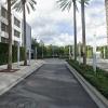 Garage parking on Spectrum Center Drive in Irvine