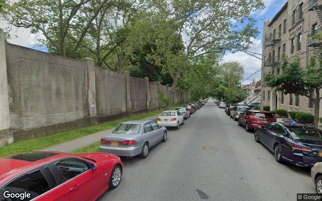 parking on 89th St in Brooklyn