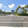 Outside parking on 15th St & Michigan Ave in Miami Beach
