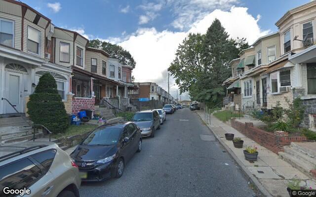 parking on N 4th St in Philadelphia