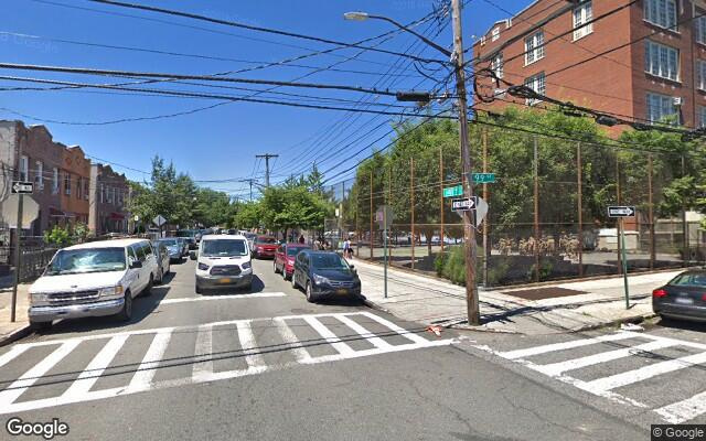 parking on 99th St in Queens