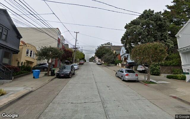 parking on 28th St in San Francisco