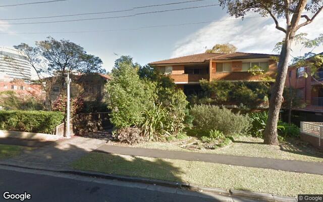 parking on 5/11 Stewart St in Parramatta NSW