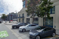 parking on Townsend Street in San Francisco