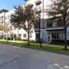 Outside parking on Travis Street in Houston