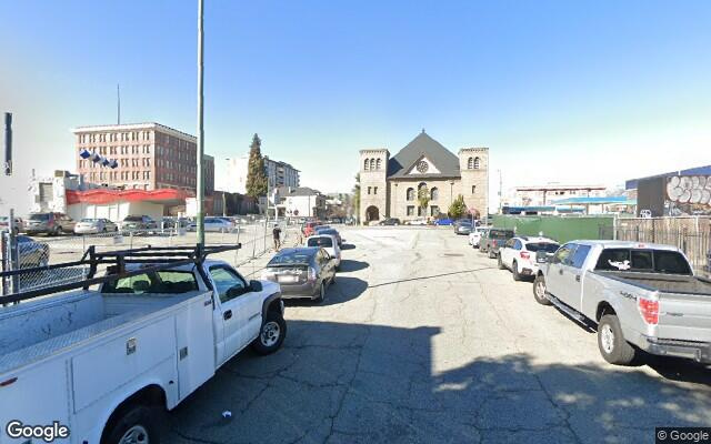 parking on Valley Street in Oakland