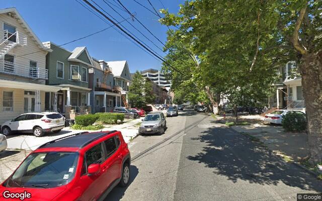 parking on Van Reipen Ave in Jersey City