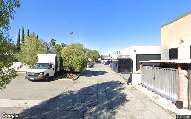 parking on Ventura Blvd in Tarzana