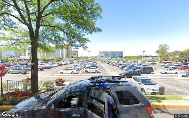 parking on W. Higgins in W Higgins Rd