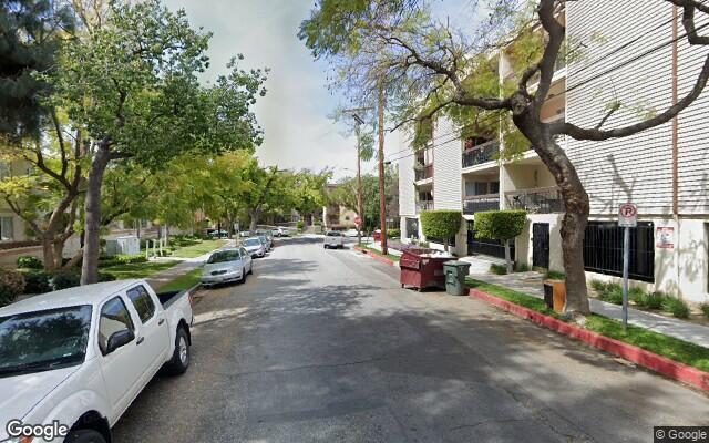 parking on W Loraine St in Glendale