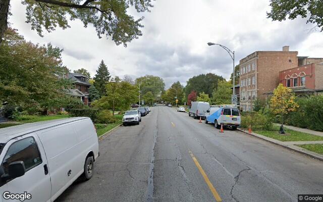 parking on Washington Boulevard in Oak Park